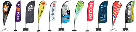 Flag Stands Outdoor Flag Banner Advertising Flags Custom Flags Feather Flag