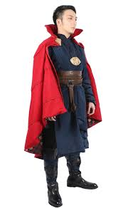 Judge Dredd Halloween Costume Aliexpress Buy Xcoser Hollywood Movie Doctor Strange