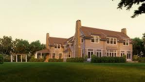 moose pond shingle style home plans by david neff architect