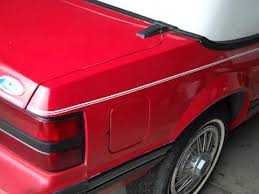 1983 mustang glx convertible value 1983 ford mustang glx for sale