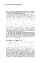 how to write a conclusion on a research paper 9 conclusions and recommendations learning science in informal page 292
