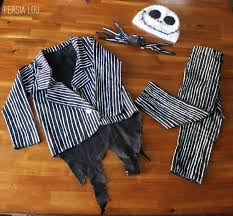 Jack Jack Halloween Costume Diy Jack Skellington Kid U0027s Costume Persia Lou