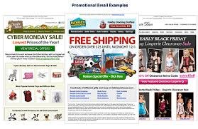 black friday advertising ideas 19 holiday email promotion ideas for your ecommerce small business