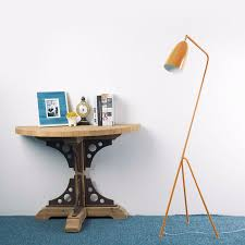 Stand Lamp For Living Room Tripod Industrial Black Floor Lamp Lamp Stand Arm Simple Lamps