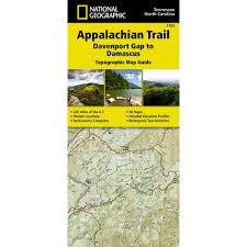 1502 appalachian trail davenport gap to damascus carolina
