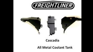 freightliner surge tank youtube