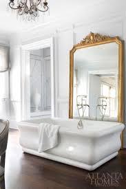 bathroom stainless grab bars white glass wall white bathtubs