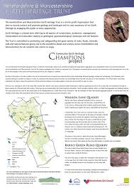 Rose Hills Map Lickey Hills Quarries U2013 Community Conservation Champions