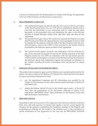 14 company property agreement template company letterhead