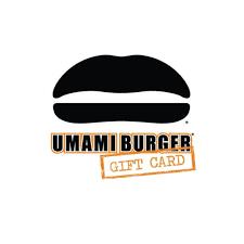 dinner gift cards get dinner gift cards for family friends at umami burger