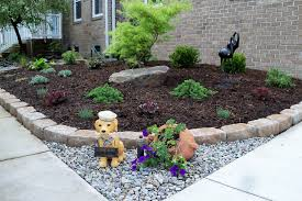 garden ideas for kindergarten post rock backyard arafen