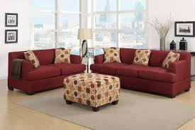 Red Sofa Set by Montreal Iv Red Fabric Sofa Steal A Sofa Furniture Outlet Los