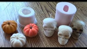 make your own halloween soap and candle molds by alumilite youtube