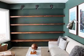 Nursery Wall Bookshelf Nursery Wall Shelves For Books Home Design Ideas