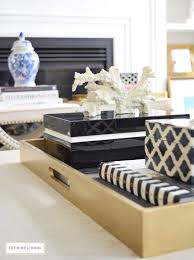 coffee tables trays for ottomans tray decor ideas large square