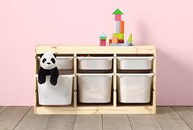 boxen regal kinderzimmer aufbewahrung stauraumlösungen für babyzimmer ikea