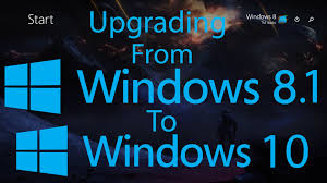 how to upgrade from windows 8 1 to windows 10 technical preview