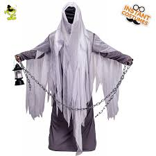 ghost costume qlq party men s ghost costume imitation scary ghost