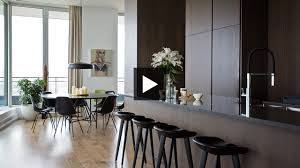 visit a modern montreal penthouse on nuns u0027 island
