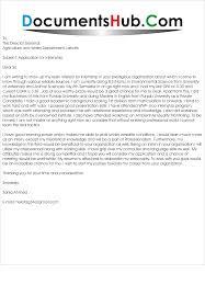 cover letter internship engineering 2 sample cover letter