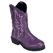 deere s purple 9 inch wellington boot jd2226