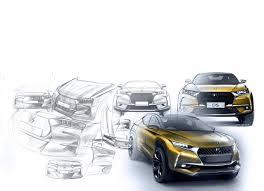 2018 ds 7 crossback concept 2018 auto review