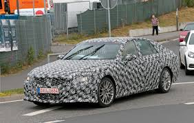 lexus es prototype for next lexus es spied testing updated autoguide com