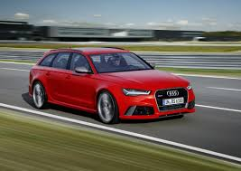 Will Audi Give The Rs 6 Super Wagon The Allroad Treatment To Boost