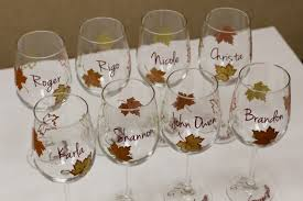 thanksgiving wine glasses thanksgiving wikii