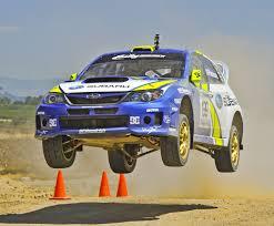 subaru unveils 2011 rally cars ahead of x games