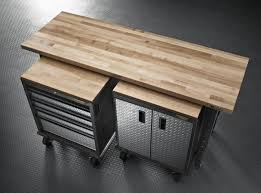 maple top workbench bench decoration gladiator gawb06mtzg 6 feet adjustable height maple work bench sears workbench top butcher block