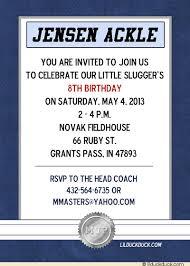 coach retirement party photo card baseball invitation