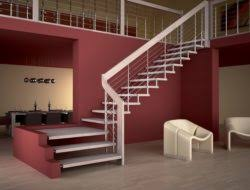 L Shaped Stairs Design L Shaped Stair Case Design