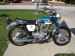 1965 Honda 150 Page 1 New Used Honda Motorcycle For Sale