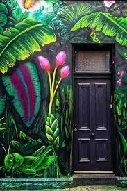 best 25 door murals ideas on pinterest door stickers tree