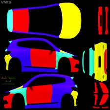 volkswagen harlequin vw scirocco harlequin livery bean0 com u2013 car skins for live for