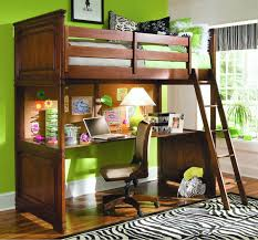 Bunk Beds  Twin Loft Bed With Desk Bunk Bed With Stairs Costco - Full size bunk bed with desk