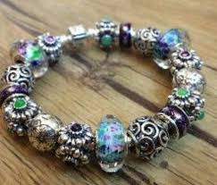 bracelet pandora murano images Pandora tropical sea glass murano charms jewelry pinterest jpg
