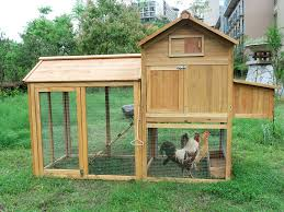review deluxe large chicken poultry coop hen house hutch cage 6050