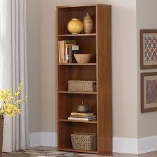 big lots 5 shelf bookcase ameriwood bank alder 5 shelf bookcase at big lots furnishings