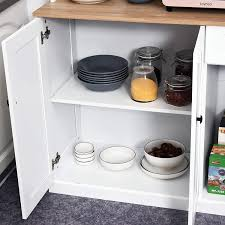 kitchen pantry storage cabinet microwave oven stand with storage homcom 71 wood kitchen pantry storage cabinet microwave oven