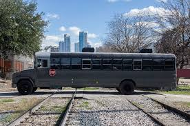 Six Flags Shuttle Bus Ninja Buses Austin Party Bus Rentals