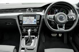 white volkswagen passat interior new volkswagen passat 2 0 tdi se business 4dr diesel saloon for
