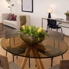 42 inch glass table top bronze glass table top 42 inch round beveled tempered