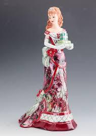 247 best kinkade figurines images on