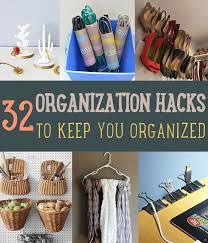 Organizatoin Hacks Diy Home Organization Hacks Home Art