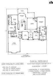 hawaiian floor plans houses house plans