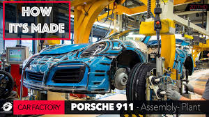 porsche factory how it u0027s made porsche 911 car factory assembly plant series 1
