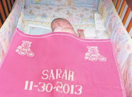 engraved blankets baby how to shop for a personalized baby blanket home design