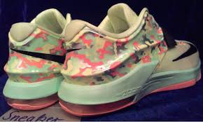 kd easter 5 nike kd vii 7 easter liquid lime viper green kevin durant sz 9 5